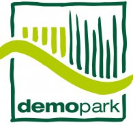 Logo Demopark Messe